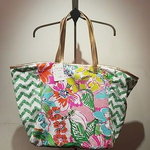 Lilly Pulitzer Bags - Lilly Pulitzer Large Tote